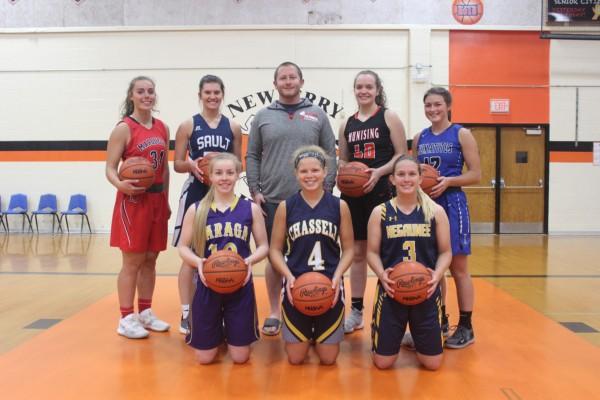 2019 North girls team