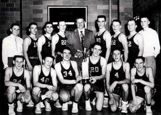 Chassell 1957 Championship Team