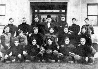 1908 Escanaba High Football Team