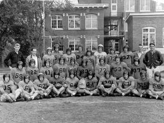 1949 Newberry Indians Football Team