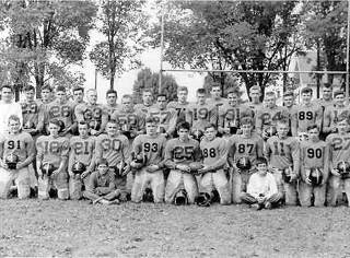 1951 Newberry Indians Football Team